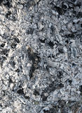 Abstract background burning coals Stock Photography