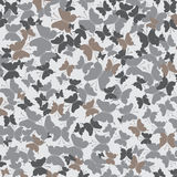 Abstract background.Butterflies Stock Photography