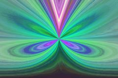 Abstract background, butterfly. Colorful digital explosion Royalty Free Illustration