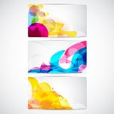 Abstract Background for Card. Easy to edit vector illustration of abstract background for card Royalty Free Stock Photo