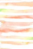 Abstract background for a card. Watercolor painting. Handmade. Paint spots. Cold gamma Stock Photography