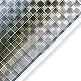 Abstract background. Checkered business background.Vector illustration Stock Photography