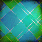 Abstract background with checkered pattern Stock Images