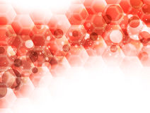 Abstract Background. For chemical biotechnology and medical Royalty Free Stock Image