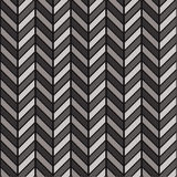 Abstract background. Chevron pattern in multiple shades of gray Stock Photography