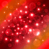 Abstract  background for Christmas Stock Photography