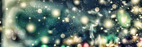 Abstract background. Christmas background, Christmas. Magical fairy background. Bokeh  blur  blurred Royalty Free Stock Images