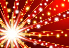 abstract background christmas red Στοκ φωτογραφία με δικαίωμα ελεύθερης χρήσης