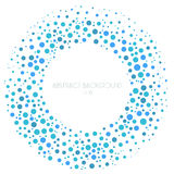 Abstract background of circle. Creative template for design. Abstract background of circle. Creative template for design . illustrations made in the technique vector illustration