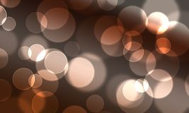 Abstract background circle lights bokeh web style Stock Photos