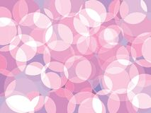 Abstract background. Circle orb purple pink violet blue shades abstract vector background Royalty Free Stock Images