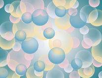 Abstract background with circles. Abstract colored background with circles Stock Photography