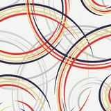 Abstract background of circles Royalty Free Stock Photography