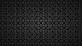Abstract background of circles. Abstract background of intertwined circles in black colors Stock Photo