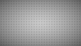 Abstract background of circles. Abstract background of intertwined circles in gray colors Vector Illustration