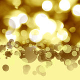 Abstract background. Circles of light abstract background Royalty Free Stock Photo