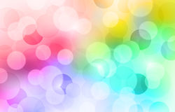 Abstract background. With circles shapes Stock Image