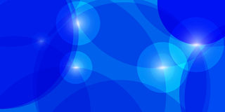 Abstract a background from circles.Vector Stock Photo