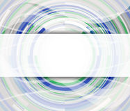 Abstract background with circular elements Royalty Free Stock Photos
