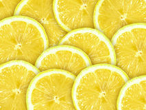 Abstract background with citrus-fruit of lemon royalty free stock images