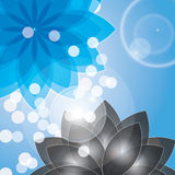 Abstract background clean design. Abstract background clean illustration design stock illustration