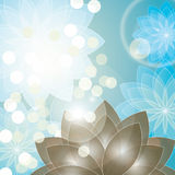 Abstract background clean design Royalty Free Stock Image