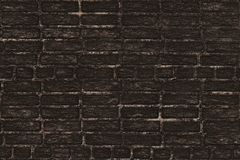 Abstract background- clinker brick wall. Brick wall in interior in loft style. Abstract background- nature pattern. Clinker brick for a facade- made of special Stock Photography