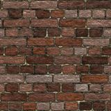 Abstract background- clinker brick wall. Brick wall in interior in loft style. Abstract background- nature pattern. Clinker brick for a facade- made of special Stock Images