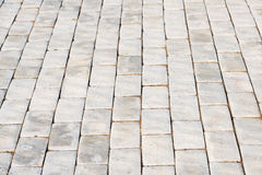 Abstract background of cobble stones. Stock Images