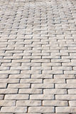 Abstract background of cobble stones. Stock Photos