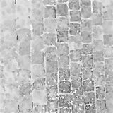 Abstract background of cobble stones Royalty Free Stock Photo