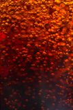 Abstract background. Cola. Stock Image