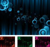 Abstract background collection Royalty Free Stock Images