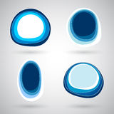 Abstract background collection Stock Images