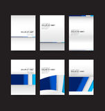 Abstract background collection vector illustration. Eps 10n Stock Photos