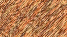 Abstract background of color bars. Abstract background of orange brown yellow strokes Stock Photo