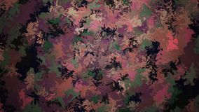 Abstract background with color blots, transitions and bends. Abstract multicolored varied background pattern for design royalty free illustration