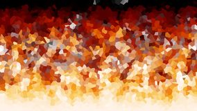 Abstract background with color blots, transitions and bends. Beige colors. Orange colors royalty free illustration