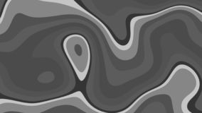 Abstract background with color blots, transitions and bends. Grey color vector illustration