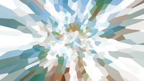 Abstract background with color blots, transitions and bends. Abstract multicolored varied background pattern for design royalty free stock images