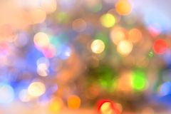 Abstract background color bokeh Royalty Free Stock Photography