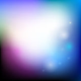 Abstract background. Abstract color bokeh and shine Royalty Free Stock Images