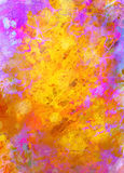 Abstract background and color effect, color background. Royalty Free Stock Photos
