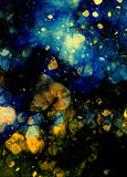Abstract background and color effect, color background. Royalty Free Stock Photography