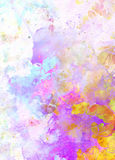 Abstract background and color effect, color background. Royalty Free Stock Photo