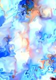Abstract background and color effect, color background. Abstract background and color effect, color background Royalty Free Stock Photography