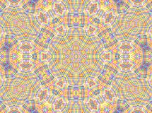 Abstract color lines pattern Royalty Free Stock Image