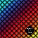 Abstract background of color mosaic. Royalty Free Stock Image