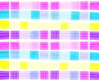 Abstract Background with color square pattern. Abstract Background with bright color square pattern Royalty Free Illustration