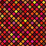 Abstract background. With color squares Royalty Free Stock Photography